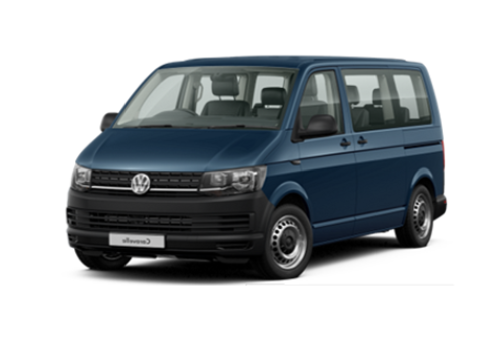 VW Caravelle long
